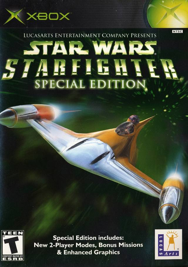 Star Wars Starfighter Special Edition Xbox