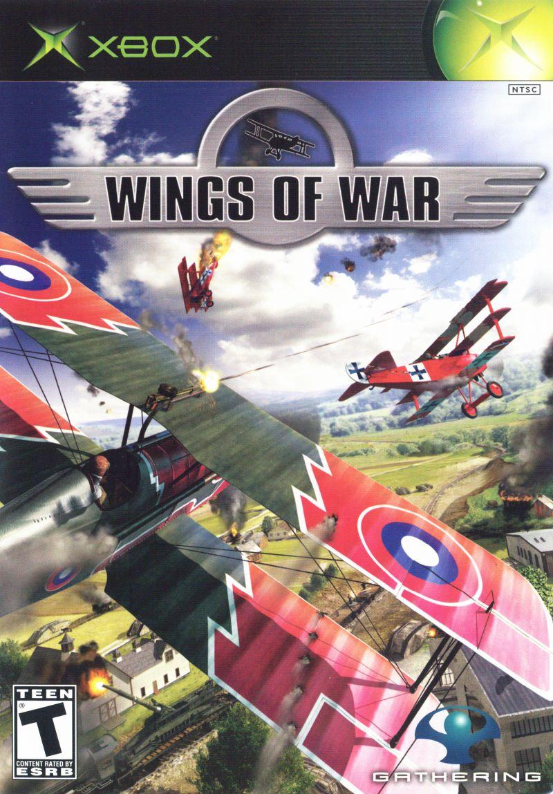 wings  war xbox