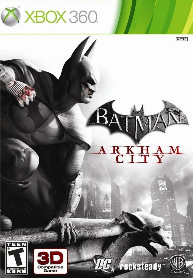 All 10 Batman Arkham Game Series in Order of Release ...