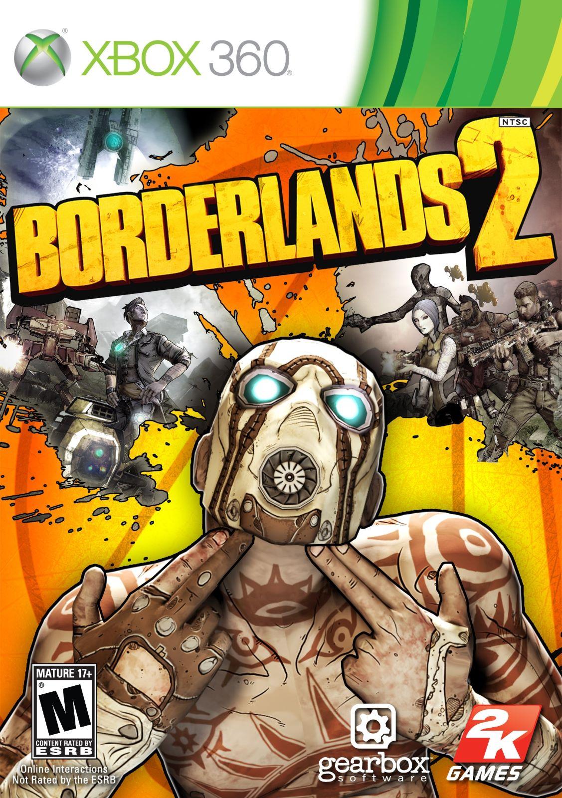Borderlands 2 Slot Machines Xbox 360