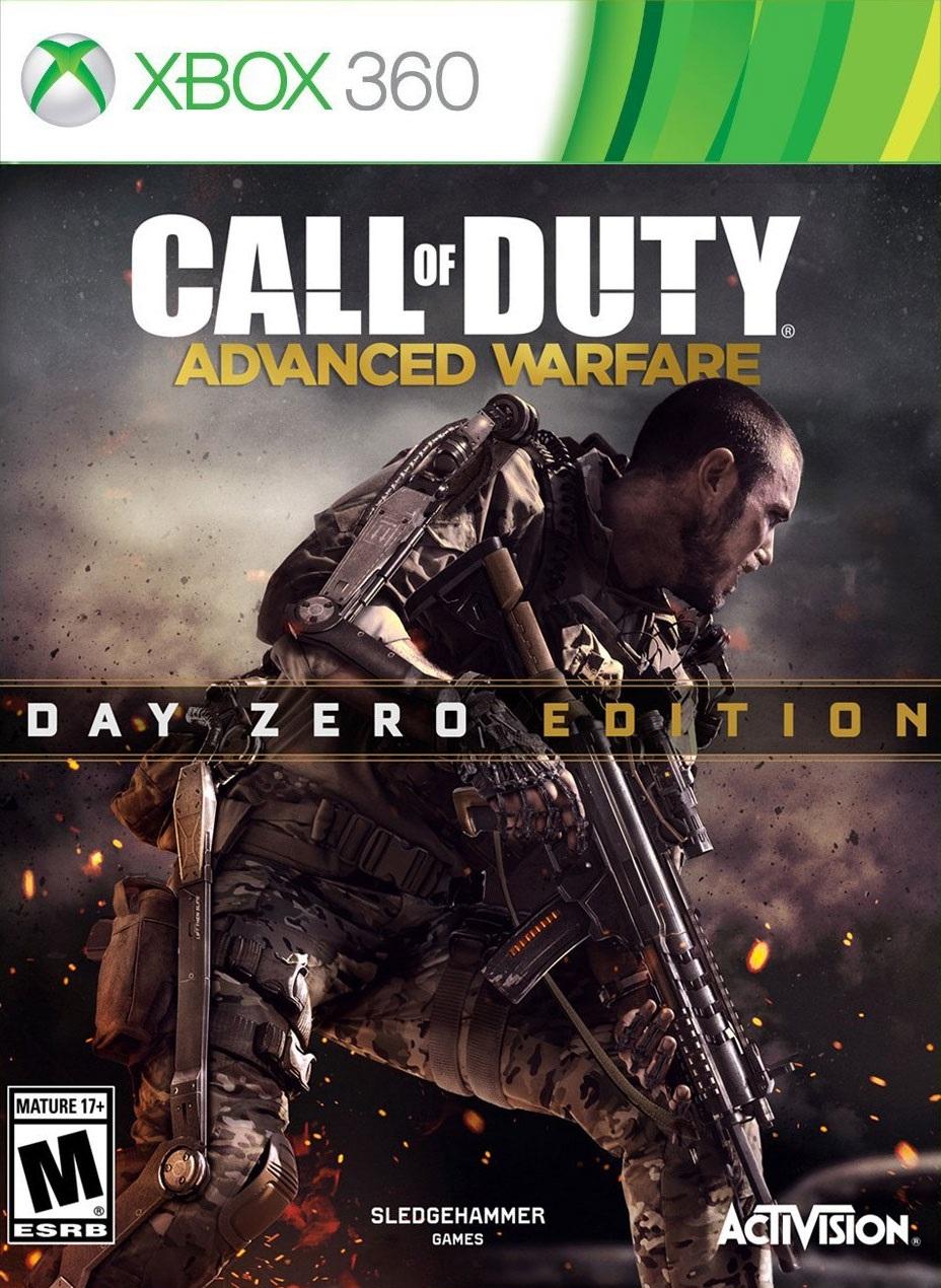 Call Of Duty Advanced Warfare Day Zero Xbox 360 Game