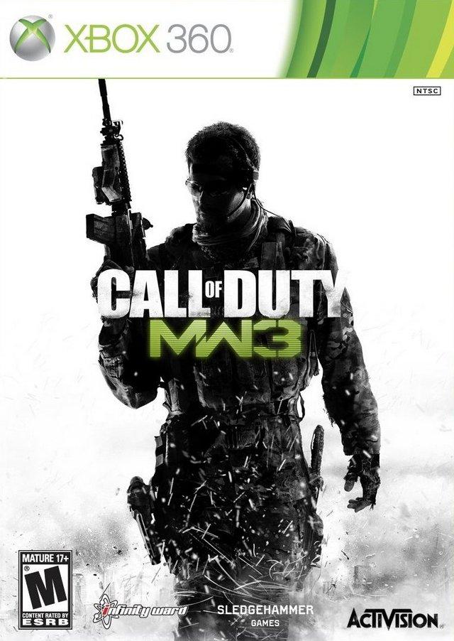 Call Of Duty Modern Warfare 3 Xbox 360 Game