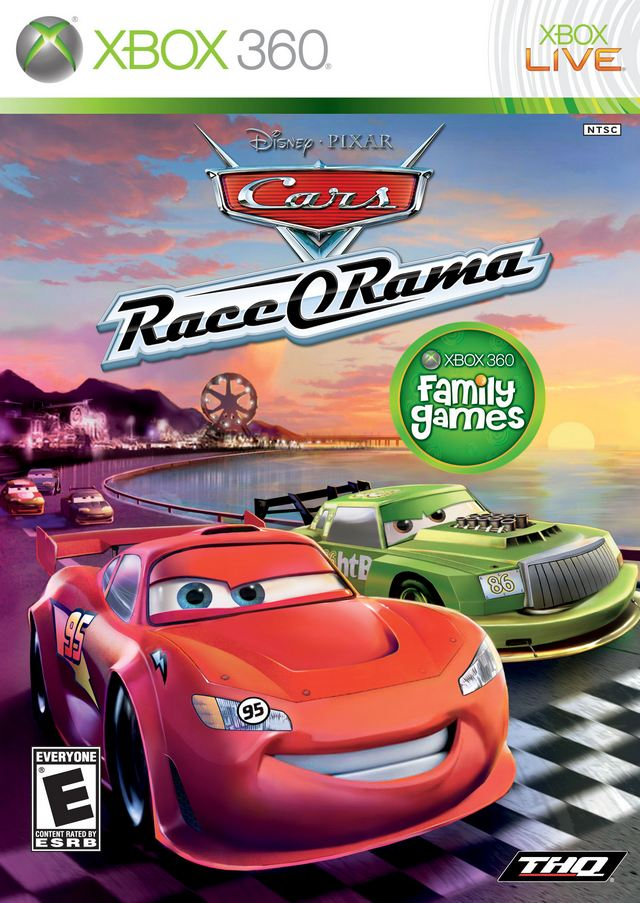 Cars Race O Rama Xbox 360 Game
