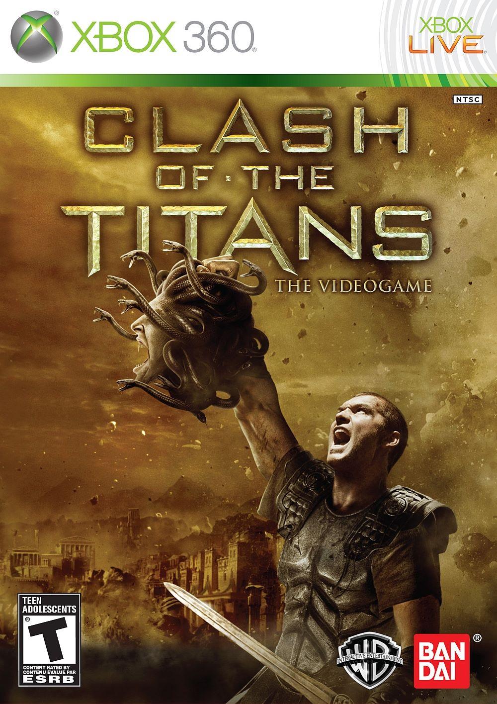 clash of the titans spielen