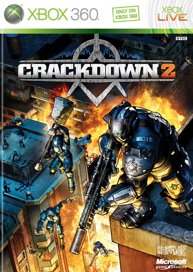 Crackdown 2 2010 Xbox 360 credits - MobyGames