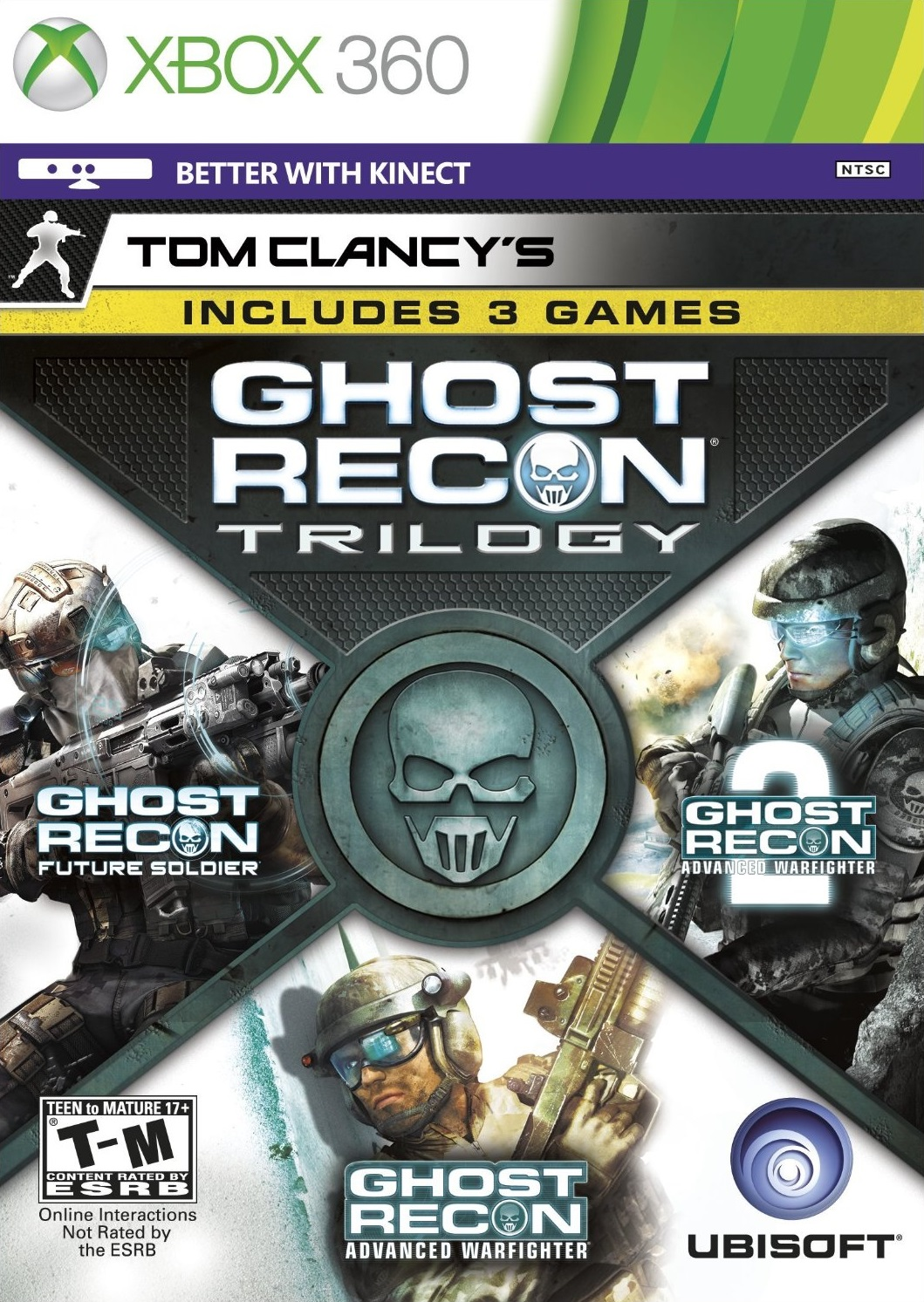 Ghost Recon Trilogy Xbox 360 Game