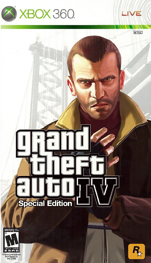 Grand theft auto iv special edition xbox 360 game publicscrutiny Choice Image