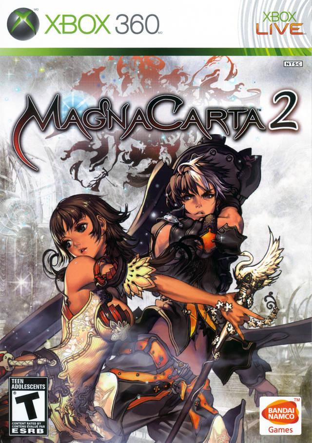Magna Carta 2 Xbox 360 Game