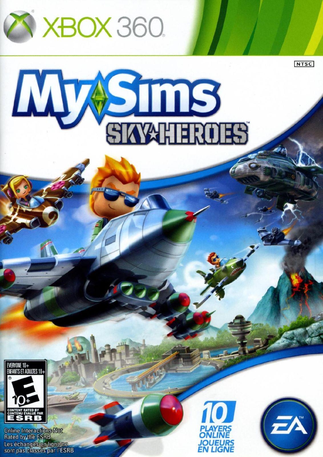 Sky Xbox 360