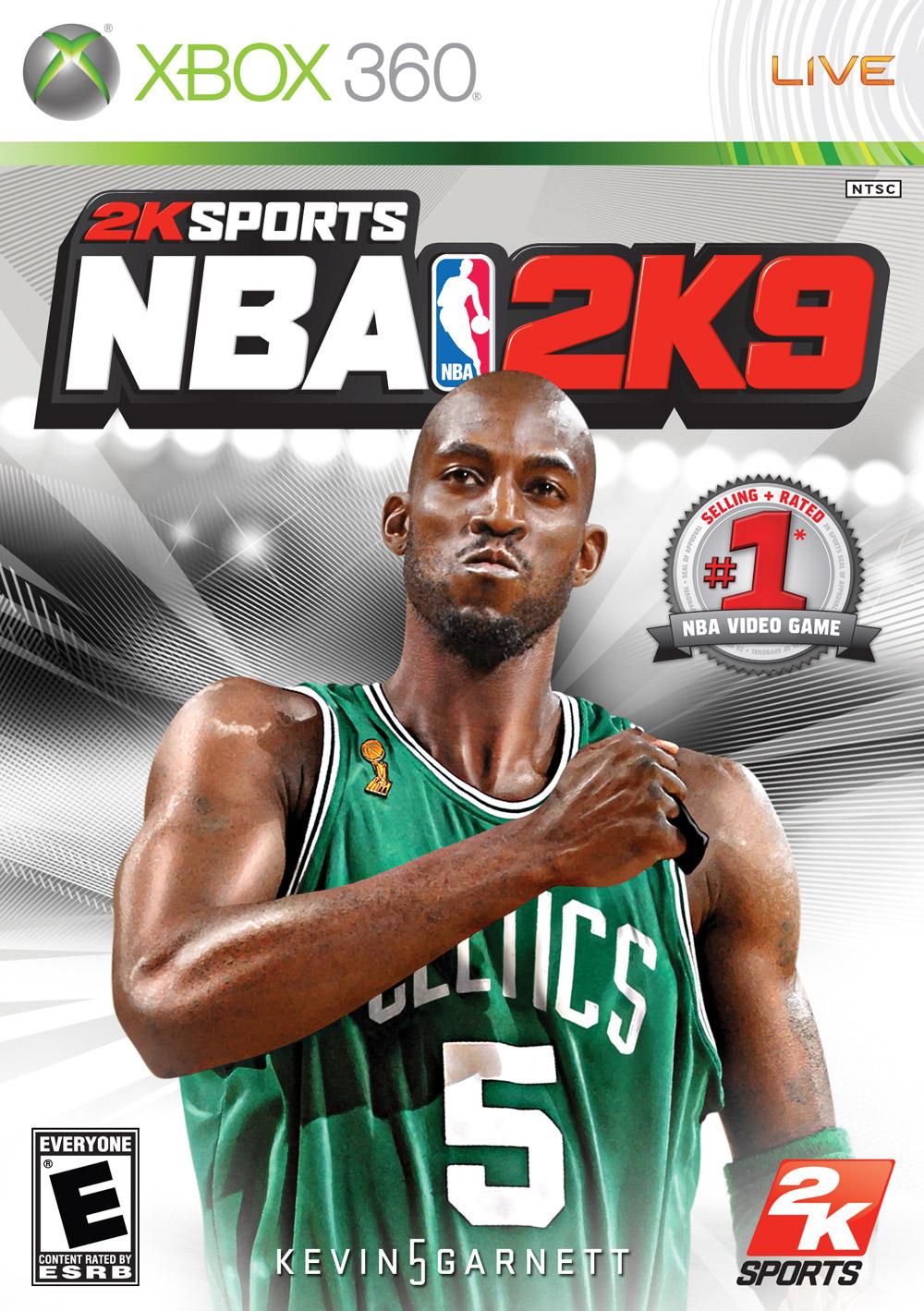 Nba 2k9 Xbox 360 Game