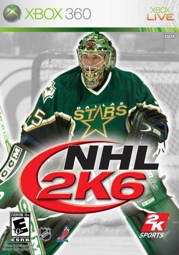 NHL 2K6 Xbox 360 Game