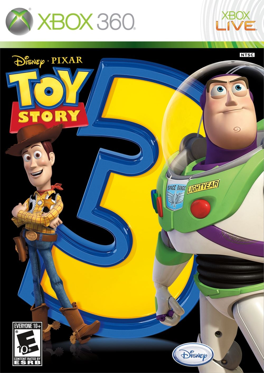 Toy Story 3 Xbox 360 Game