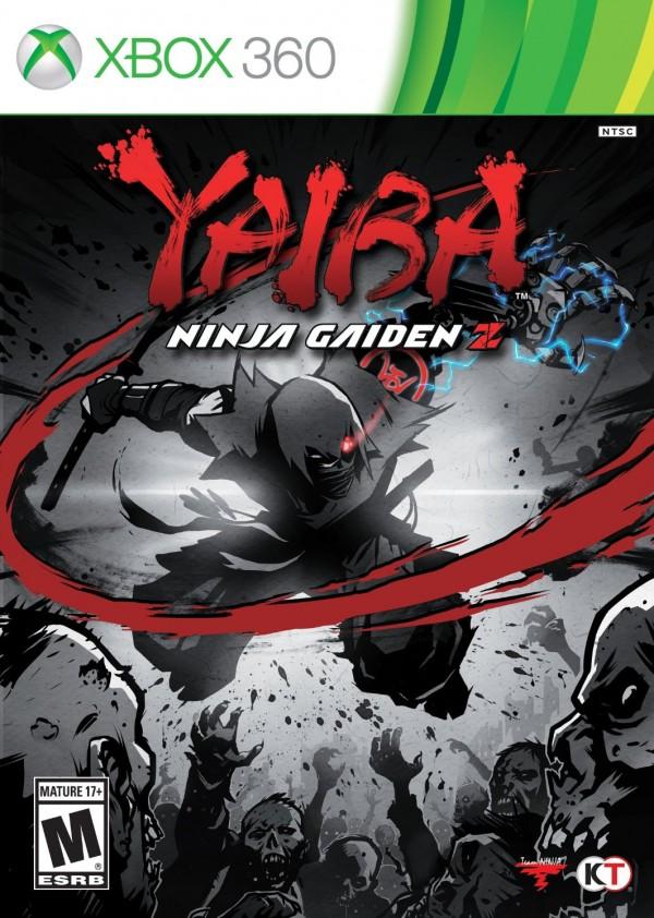 Yaiba Ninja Gaiden Z Xbox 360 Game