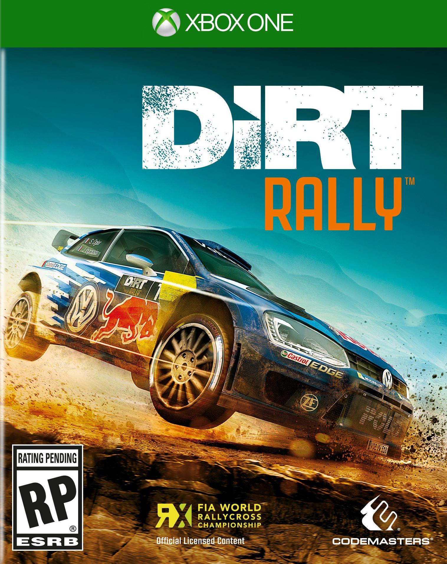 Dirt Rally Xbox One : dirt rally xbox one game ~ Aude.kayakingforconservation.com Haus und Dekorationen