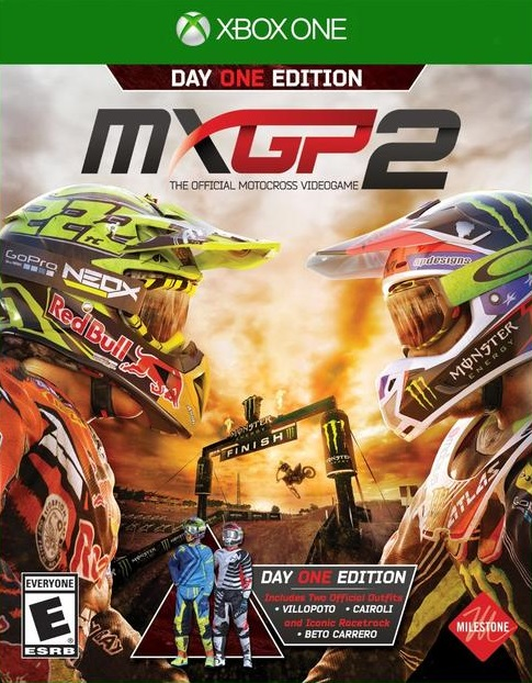 mxgp 2 xbox one game. Black Bedroom Furniture Sets. Home Design Ideas