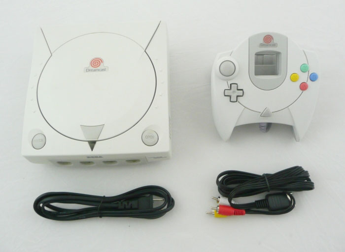 Sega dreamcast system console on sale - Sega master system console for sale ...