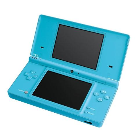 Nintendo Dsi Bright Blue System