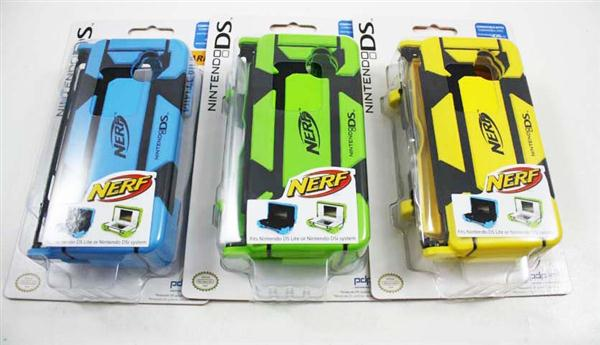 New Ds Lite Dsi Nerf Dual Armor Case