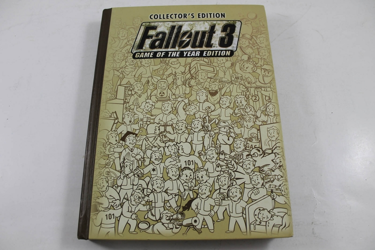 fallout 3 game of the year edition collector s edition guide rh lukiegames com fallout 4 game guide book pdf fallout 4 game guide download