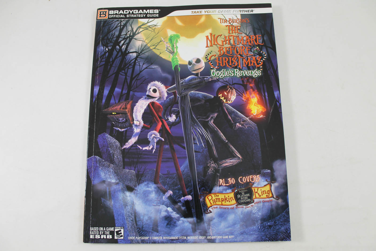 The Nightmare Before Christmas: Oogie\'s Revenge Guide - Brady Games