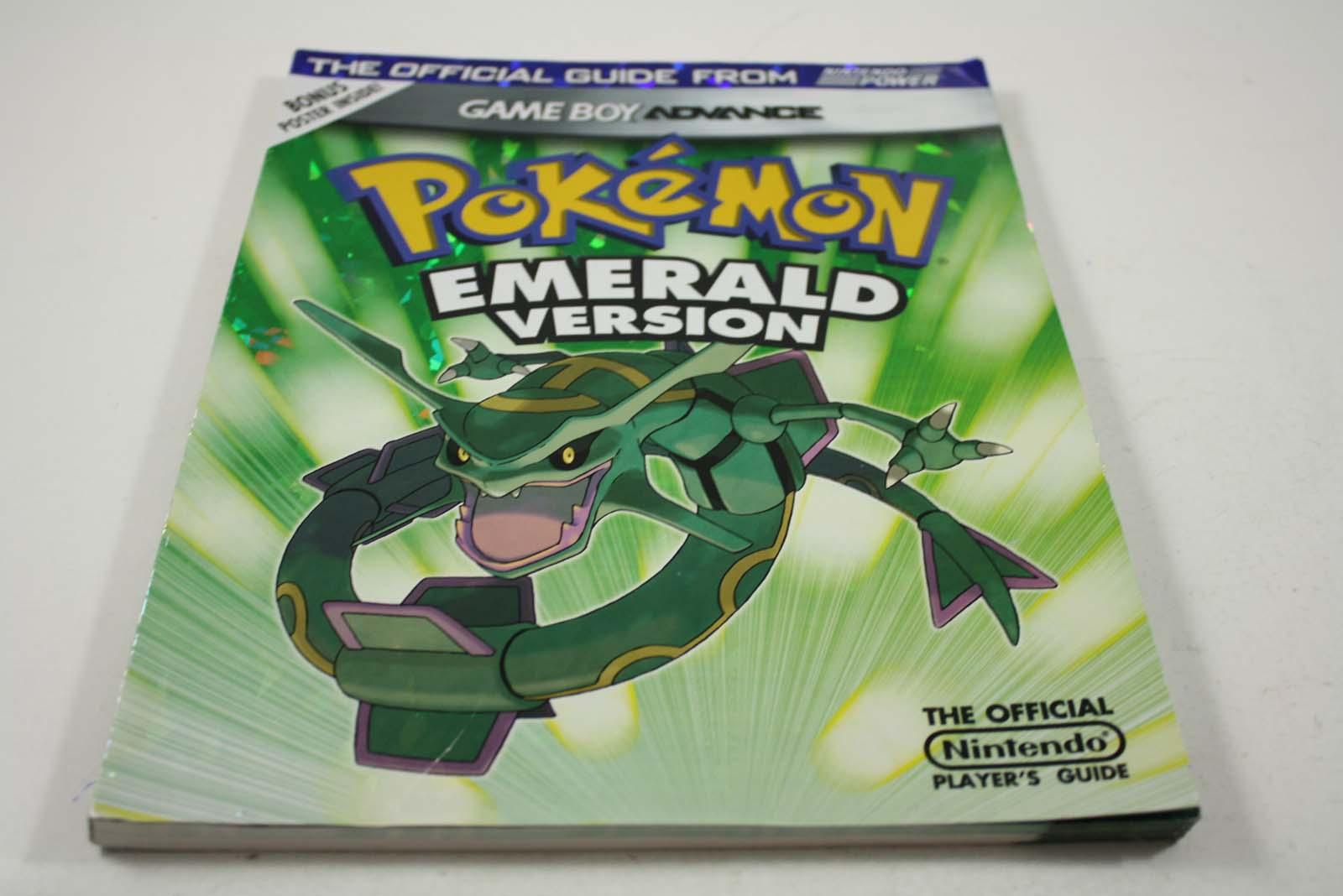 Pokemon Emerald Version (Nintendo Power)