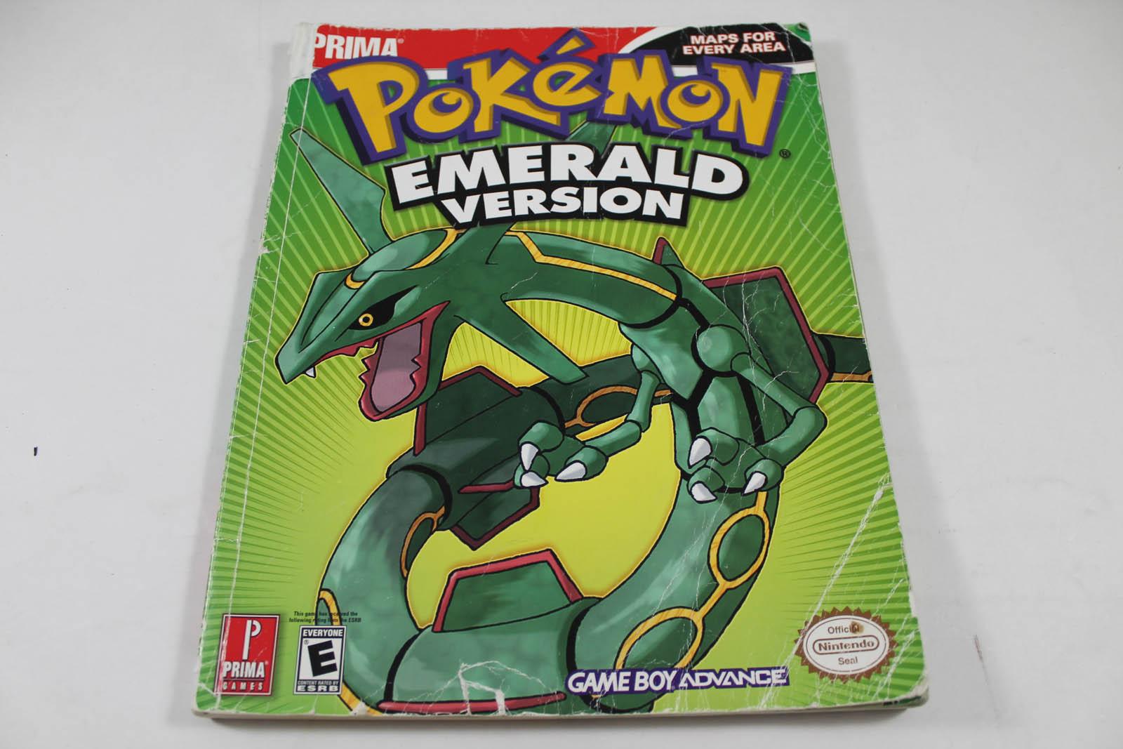 Pokemon Emerald (Prima...