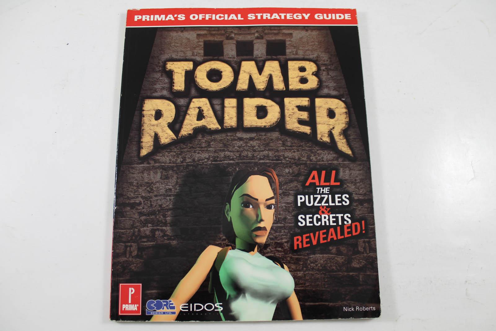 Tomb Raider Secrets