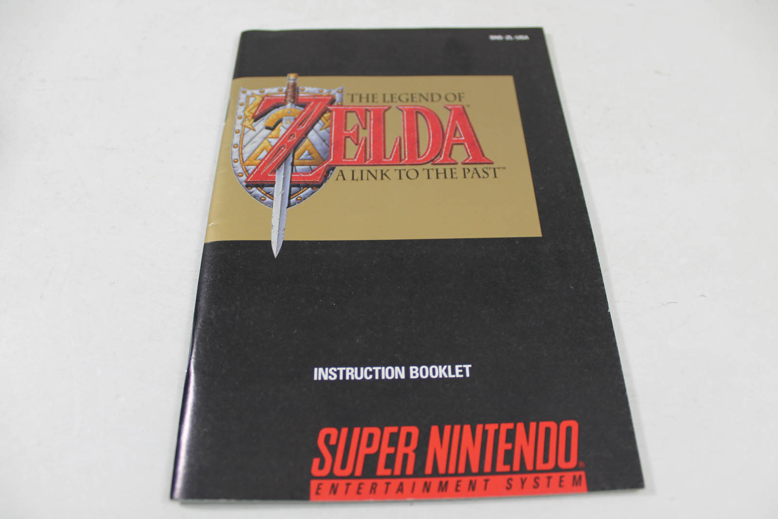 Manual - Legend Of Zelda Link To The Past - Snes Super Nintendo