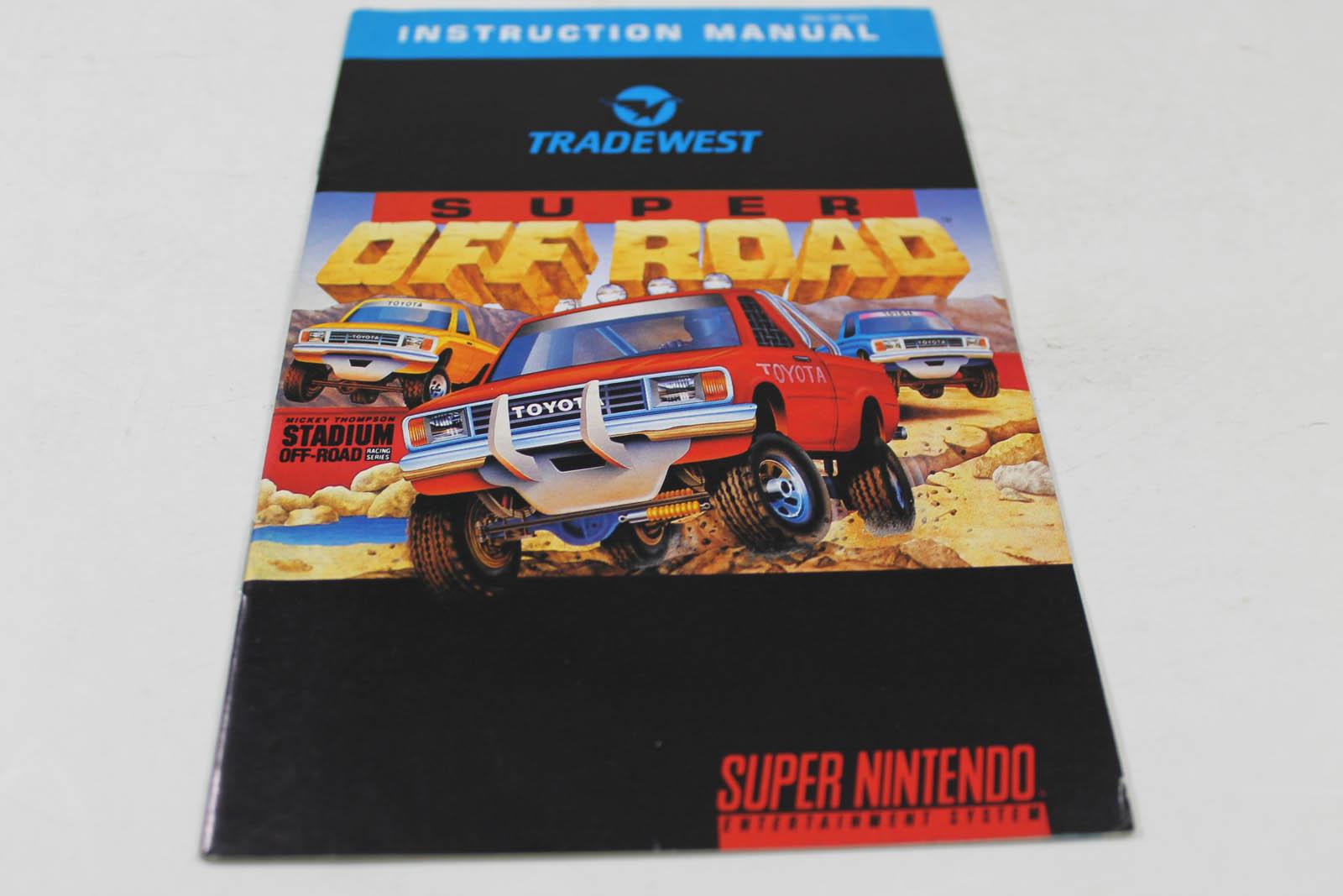 Super nintendo repair Manual