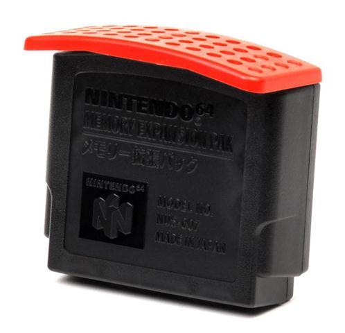 Original Nintendo N64 Expansion Pak Ram Expander