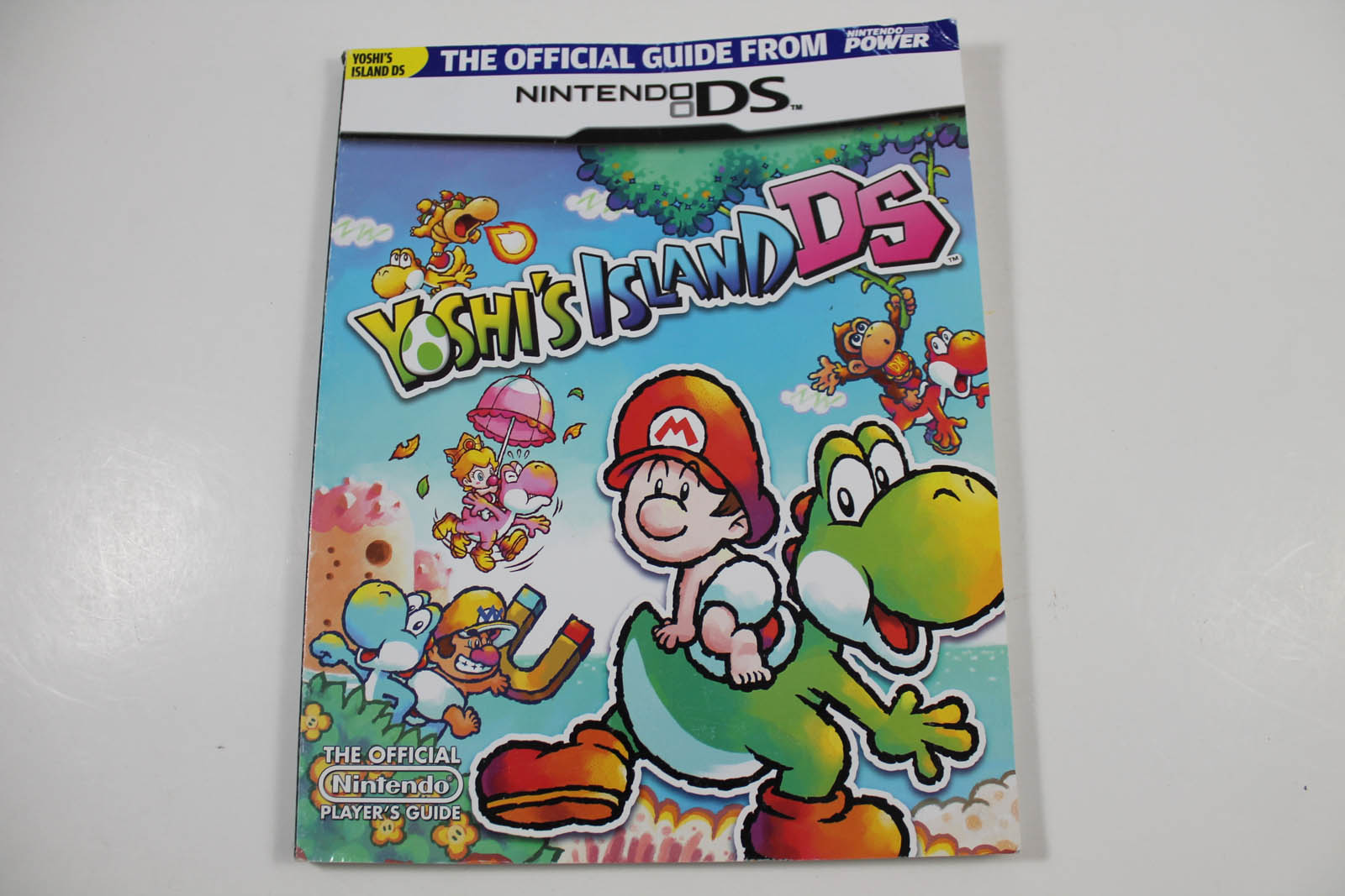 Yoshis island ds official players guide nintendo power sciox Image collections