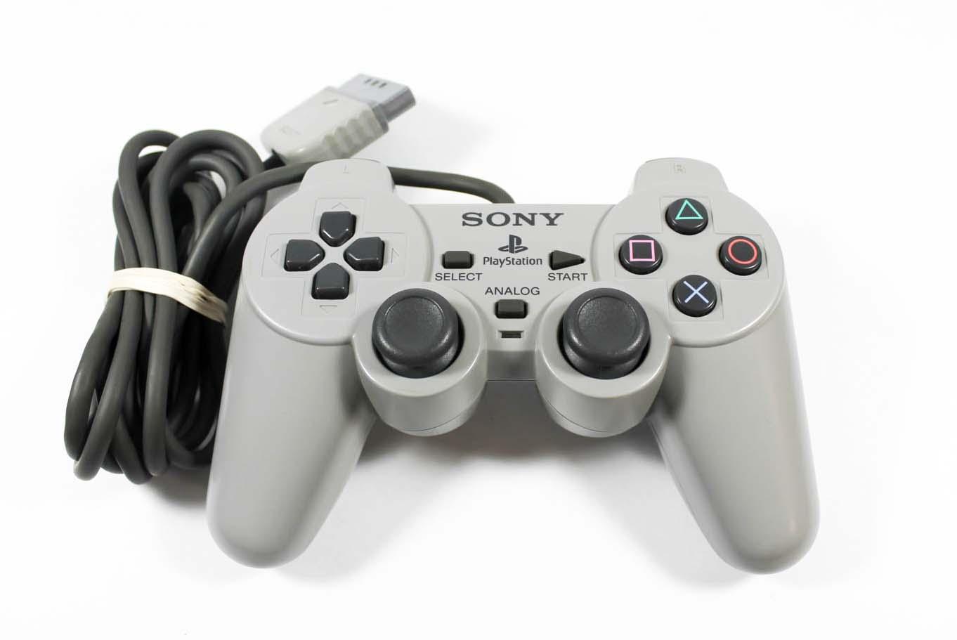 PS1 Dual Analog Controller