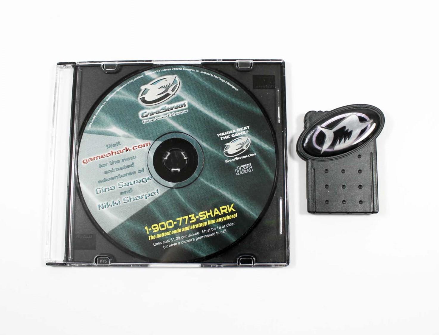 Playstation 1 PS1 Gameshark CDX