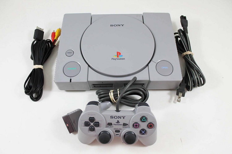 Original playstation system console - Playstation one console for sale ...