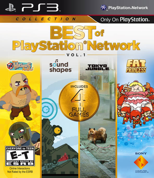 Best Playstation 3 Games : Best of playstation network vol game