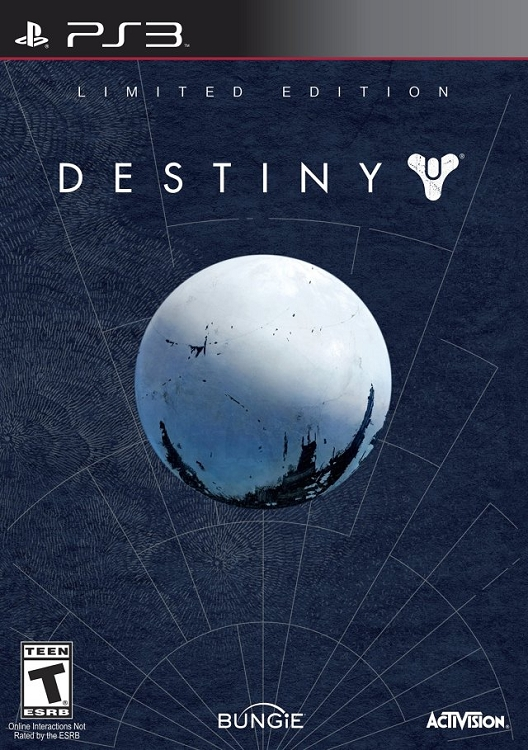Destiny Limited Edition Strategy Guide by BradyGames Staff (2014, Hardcover) New