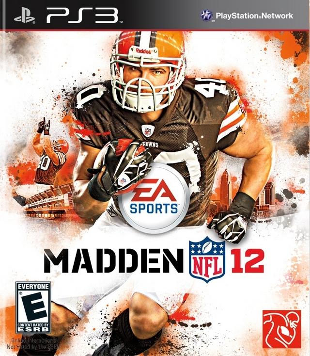Madden NFL 12 Playstation 3 Game
