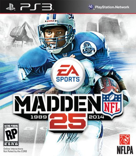 Madden NFL 25 Playstation 3 Game
