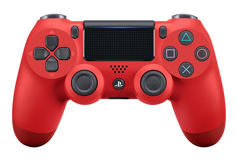 DualShock 4 Wireless Controller - Magma Red Thumbnail