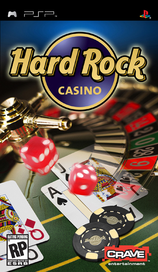 hard rock casino psp