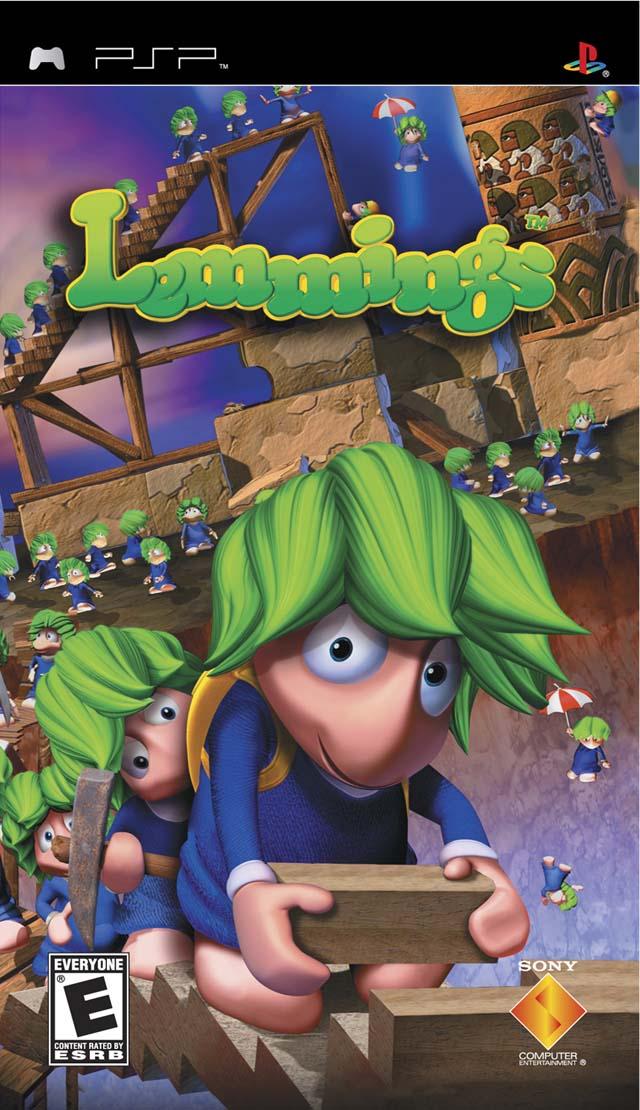 lemminge game