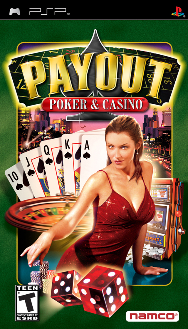 Payout poker and casino