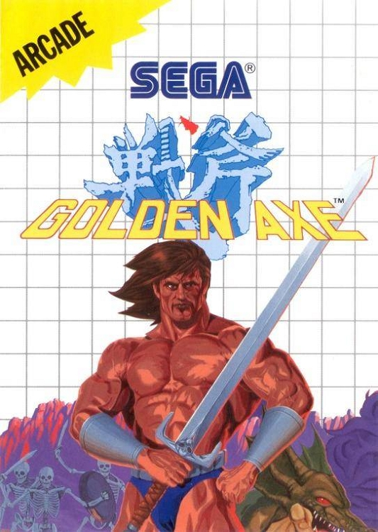 how to get golden axe