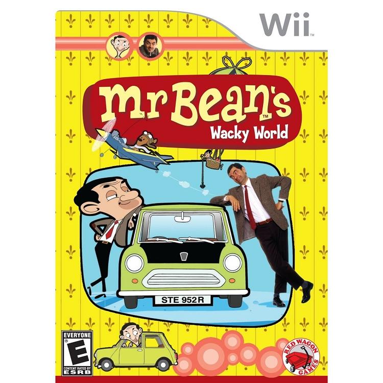 mister bean spiele