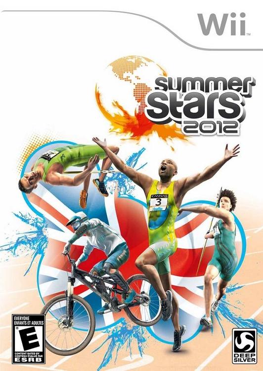 Wii Games List 2012 : Summer stars nintendo wii game