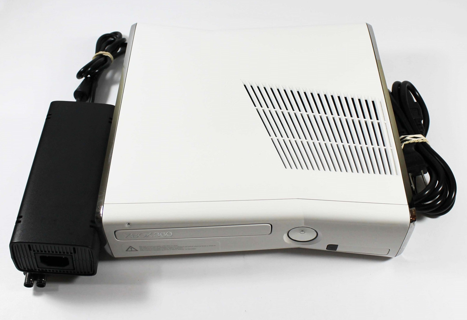 Xbox 360 White Slim 4GB Special Edition System