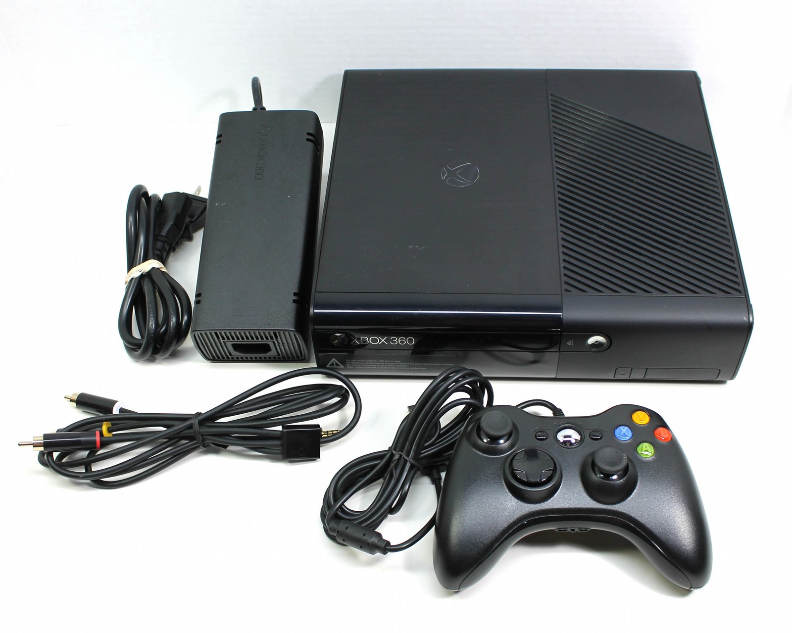 Used Xbox 360 E Console 4gb Complete System